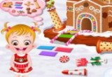 Baby Hazel Gingerbread House games