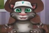 Talking Tom Spa Makeover games